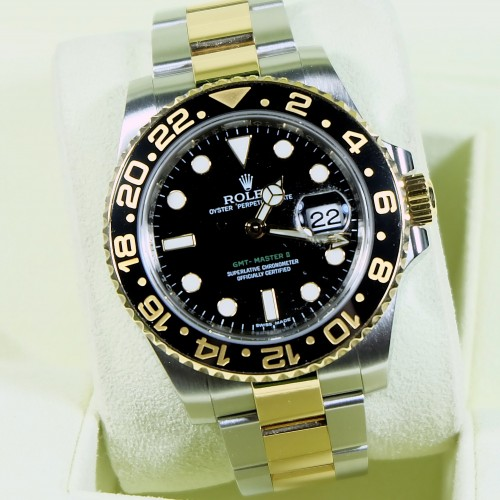 GMT-MASTER II TWOTONE
