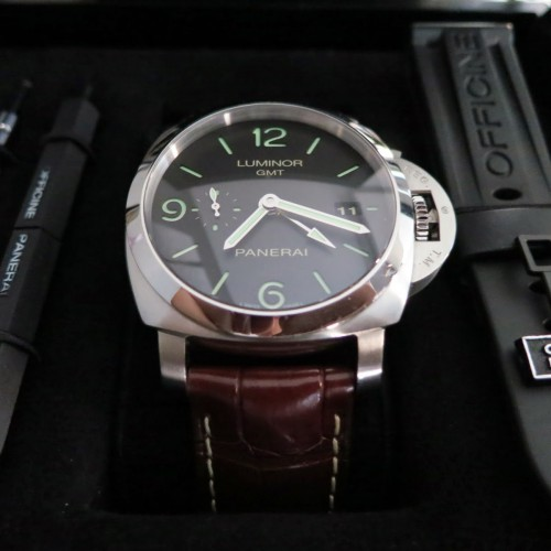 LUMINOR 1950 3 DAYS GMT AUTOMATIC