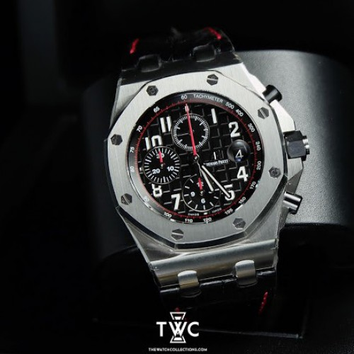 ROYAL OAK OFFSHORE BLACK PANDA