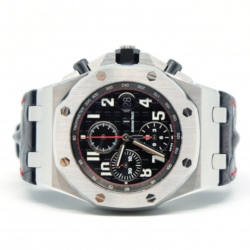 ROYAL OAK OFFSHORE BLACK RED (2016)