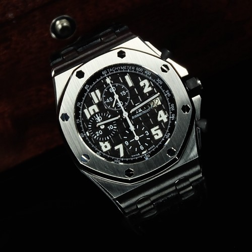 ROYAL OAK OFFSHORE BLACK THEMES