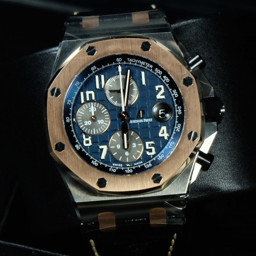 ROYAL OAK OFFSHORE BUCHERER SPECIAL EDITION