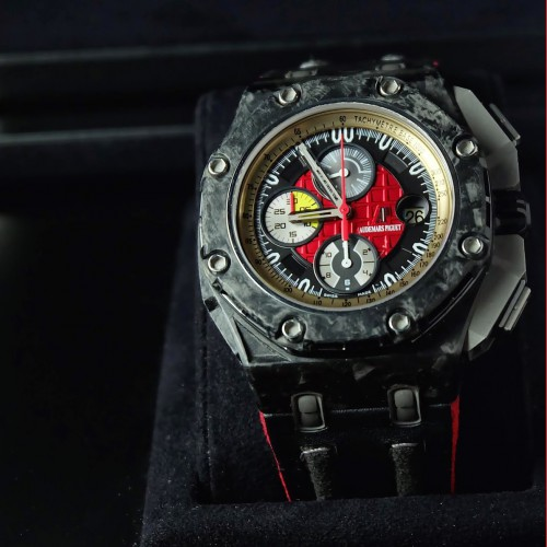 ROYAL OAK OFFSHORE GRANDPRIX FORGED CARBON