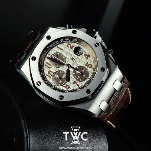 ROYAL OAK OFFSHORE IVORY