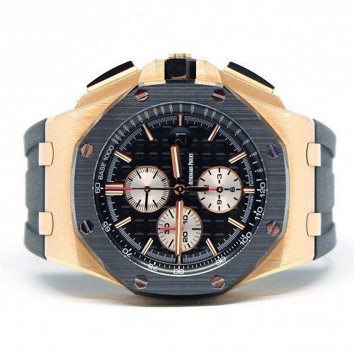 ROYAL OAK OFFSHORE NOVELTY ROSE GOLD 'I'