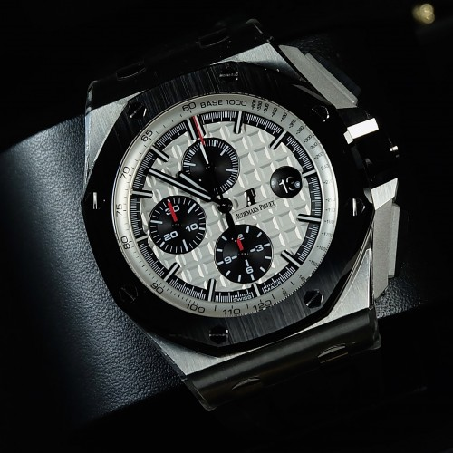 ROYAL OAK OFFSHORE NOVELTY STAINLESS STEEL