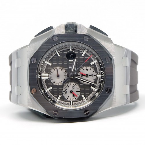 ROYAL OAK OFFSHORE NOVELTY TITANIUM