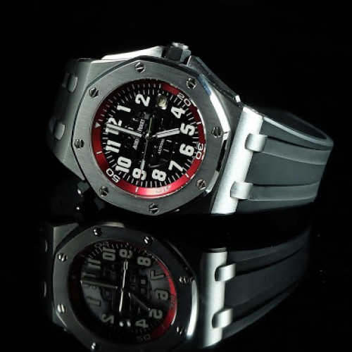 ROYAL OAK OFFSHORE SCUBA RED DIVER 'BOUTIQUE EDITION'