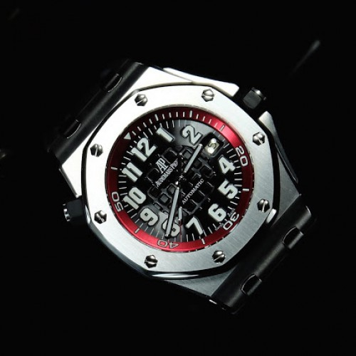 ROYAL OAK OFFSHORE SCUBA RED DIVER