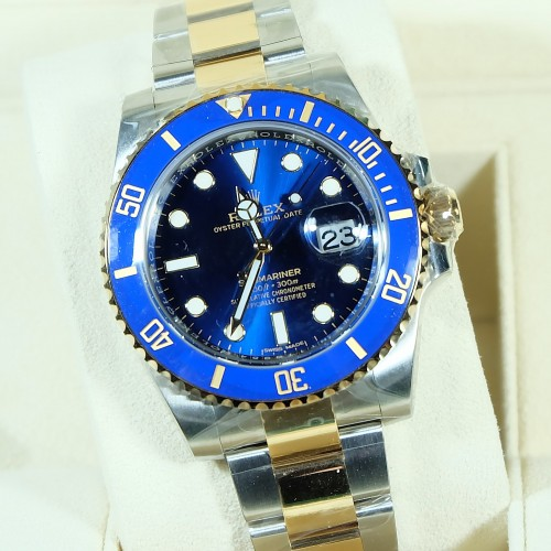 Submariner Date Sunburst