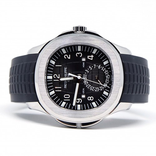 AQUANAUT TRAVELTIME STAINLESS STEEL 5164A-001 (2018)