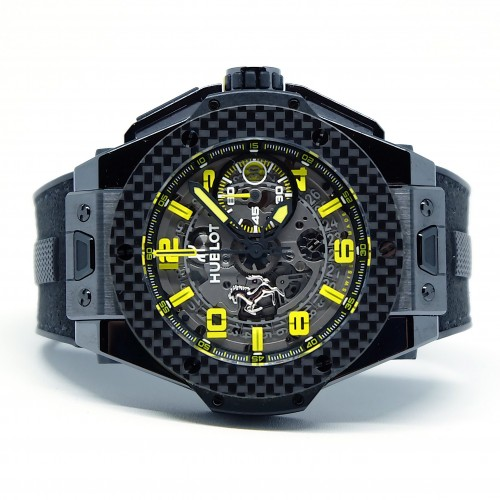 Big Bang Unico Ferrari Ceramic Carbon