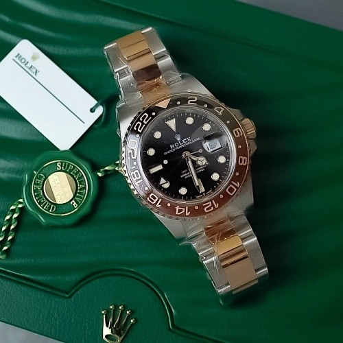 GMT-MASTER II ROOTBEER 126711CHNR