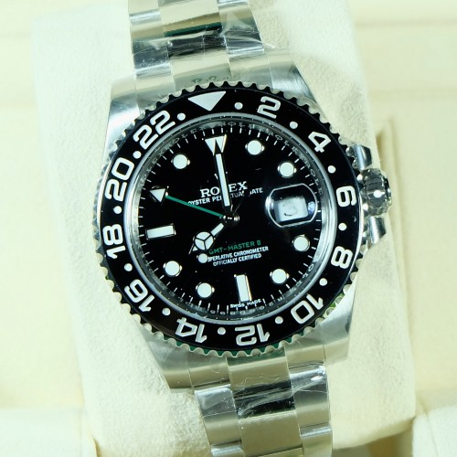 GMT-MASTER II STEEL