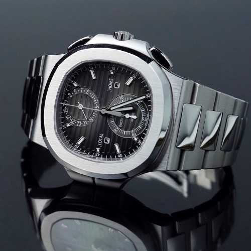 Nautilus Traveltime Stainless Steel 5990/1A