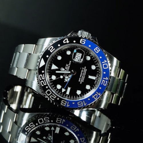 OSYTER GMT-MASTER II BLUE BLACK