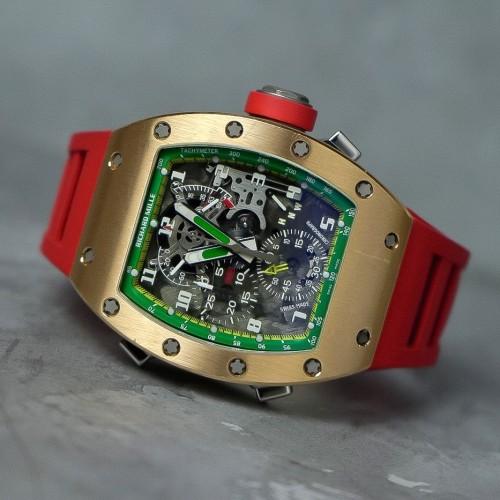 RM004-V2 SPLIT SECOND CHRONOGRAPH FELIPE MASSA (25PC) ROSE GOLD