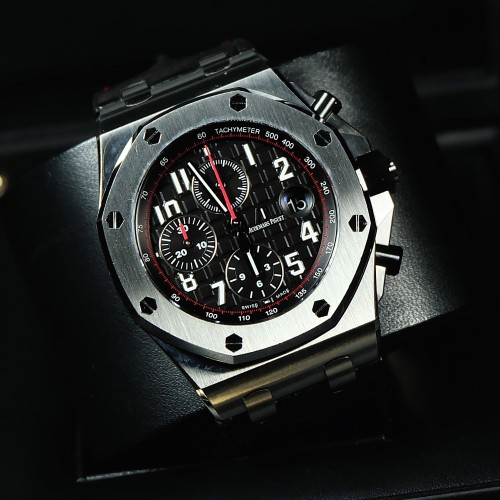ROYAL OAK OFFSHORE BLACK RED