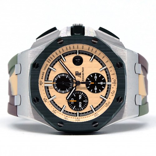 ROYAL OAK OFFSHORE CHRONOGRAPH 44MM 'COMBAT' (2018)