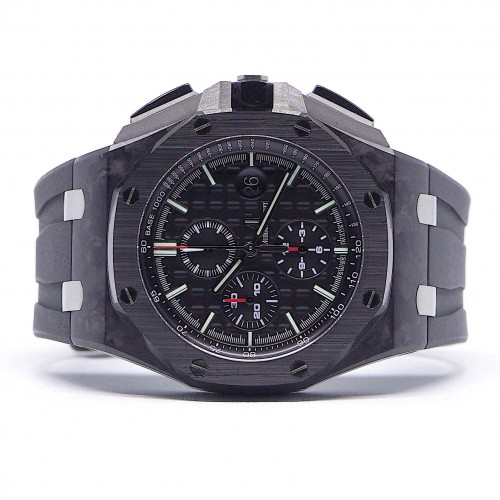 ROYAL OAK OFFSHORE CHRONOGRAPH 44MM NOVELTY FORGED CARBON 'I'  (2015)
