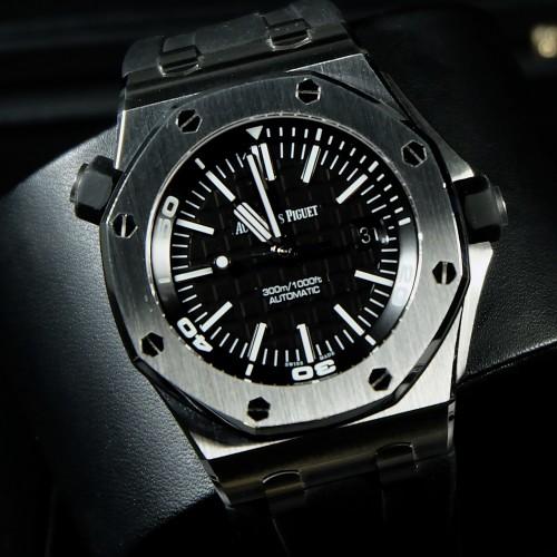 Royal Oak Offshore Diver Steel 'J'