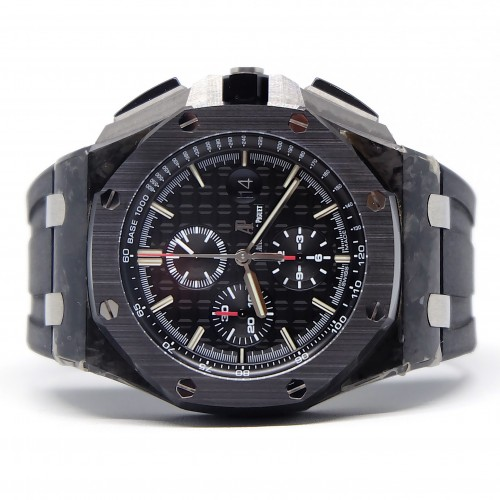 ROYAL OAK OFFSHORE NOVELTY FORGED CARBON 'I'