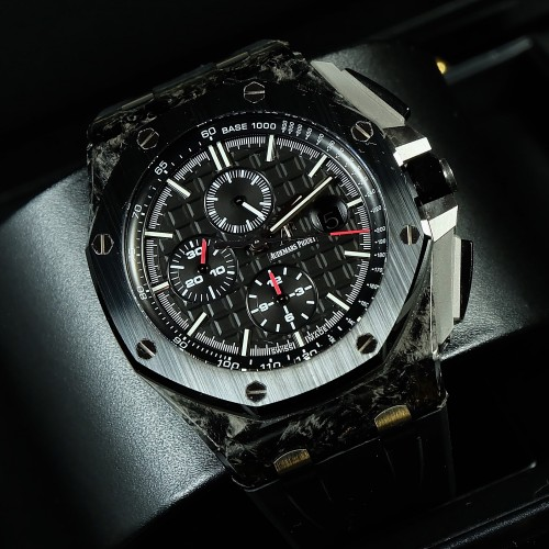 ROYAL OAK OFFSHORE NOVELTY FORGED CARBON