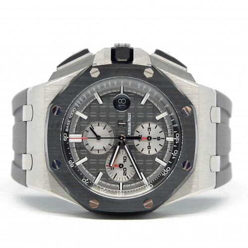 ROYAL OAK OFFSHORE NOVELTY TITANIUM *NEW MODEL SIHH 2017
