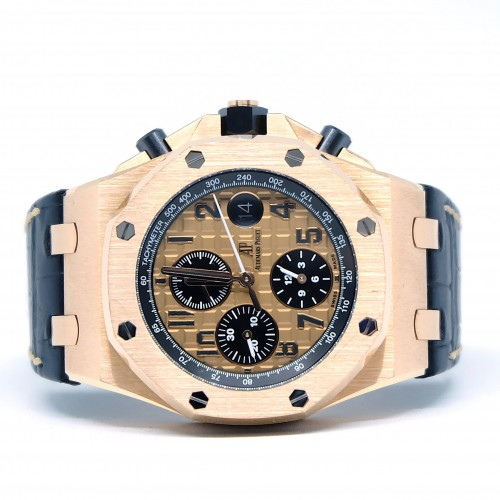 ROYAL OAK OFFSHORE PINK GOLD (2016)