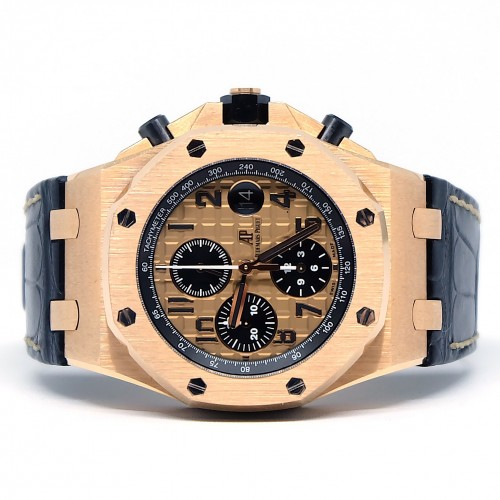 ROYAL OAK OFFSHORE PINK GOLD (2017)